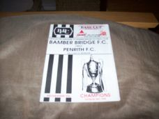 Bamber Bridge v Penrith, 1992/93 [BC]